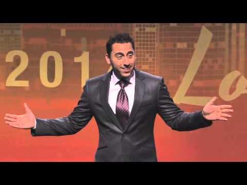 Josh Altman: ERA 2014 Wednesday Welcome