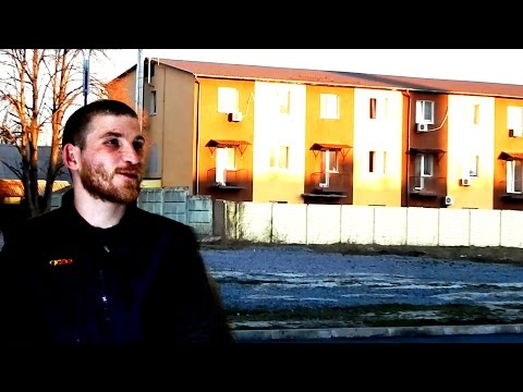 Подарили квартиру бездомному / We gave an apartment to the homeless