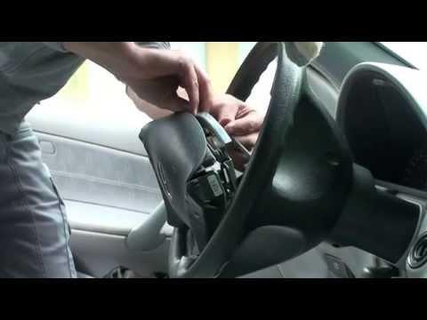 Mercedes W203 Airbag Ausbauen Dismantle Lenkrad O