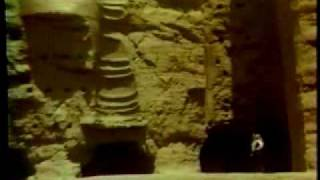 Historic footage of Bamiyan statues
