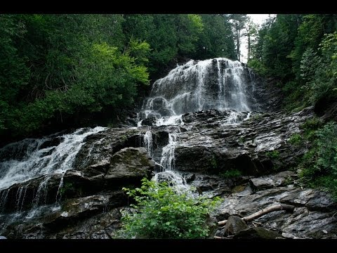 NH - Beaver Brook Falls New Hampshire