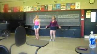 Sorority Girls (Nick Blaemire) performed by Jacqui Sirois and Priscilla Taylor