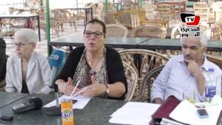ثريا عبد الجواد: نرفض صياغة قوانين تكبت حرية الطلبة والأساتذة