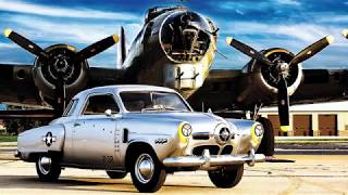 Clash of the Classics - 1951 Studebaker Champion vs. 1951 Ford Coupe