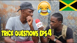 Trick Questions In Jamaica Episode 4 [Old Harbour] @DiQuestions @JnelComedy