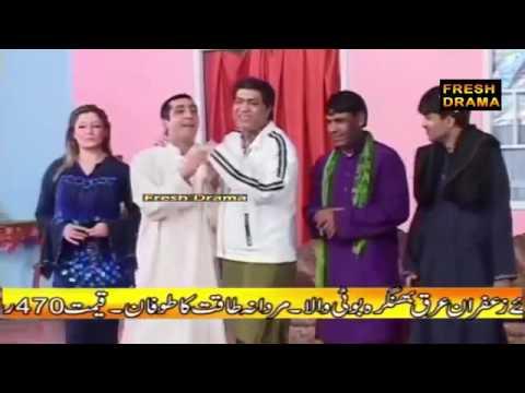 ~Zafri Khan Sxy Khusboo   Sajjan Abbas   Feena Pakistani Stage Drama Latest Funny Comedy Show