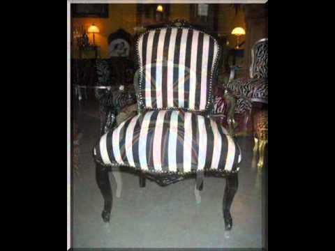 Muebles en estilo luis xv barroco tienda de muebles - Venta muebles vintage ...