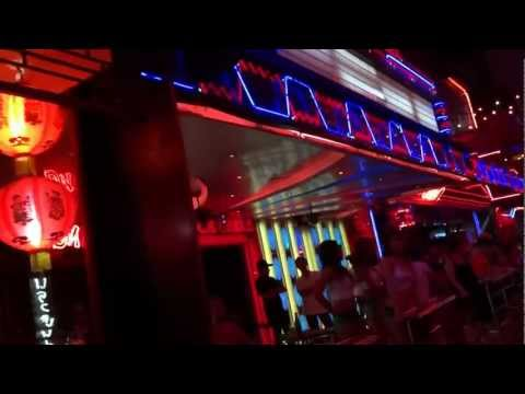 One night at Soi Cowboy(THAILAND)