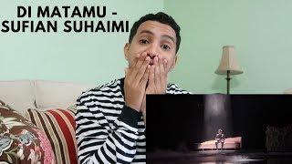 American reacts to Di Matamu - Sufian Suhaimi | #AJL33