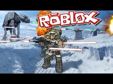Roblox | STAR WARS: Hoth Invasion - Saber Wars! (Roblox Star Wars)