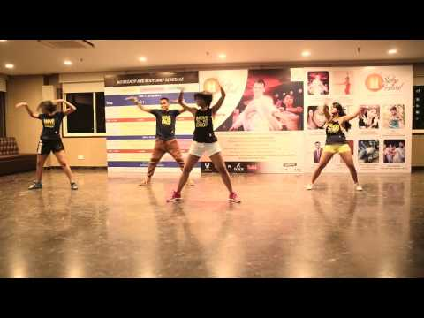 Amazing Belly Dance Zumba(r) Fitness By Jags video