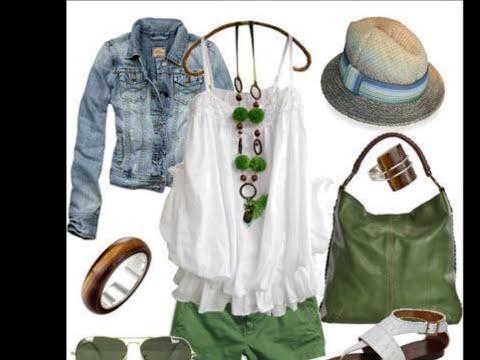 combinar vestidos, faldas y shorts