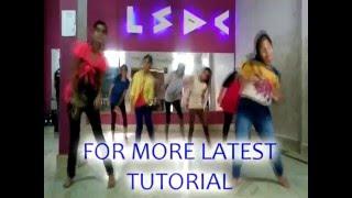 OYE OYE Dance tutorial Azhar Emraan Hashmi by LSDC academy