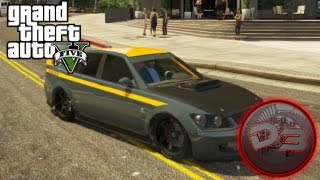 GTA 5 Secret Car - ►.:SULTAN RS:.◄ Location area (Hidden car from GTA4)