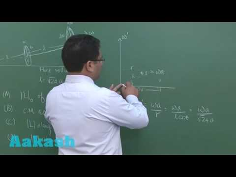 JEE Advanced 2016 Solution Paper-2 Physics [Q. 11] By Aakash