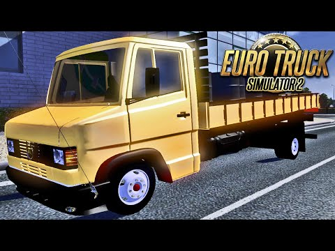 Euro Truck Simulator 2 - Mercedes Benz 710 Arqueado