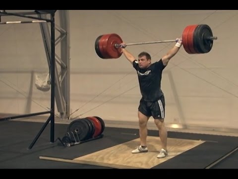 Glenn Pendlay Olympic Lifting Techniques: Positions and Speeds Image 1