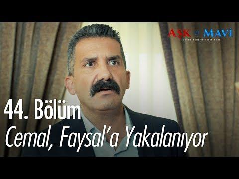 Cemal, Faysal'a yakalanıyor - Aşk ve Mavi 44. Bölüm
