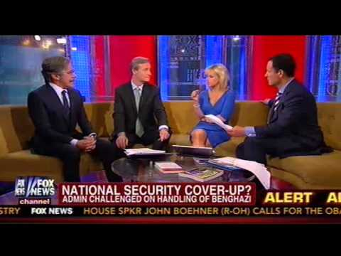Geraldo On 'Major Deception' In Benghazi: Was Mitt Romney Told By CIA's David Petraeus To Back Off?
