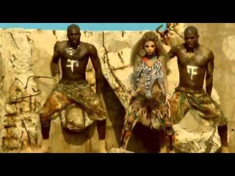 ميريام فارس رقص إفريقي   Myriam Fares Africa dance thumbnail