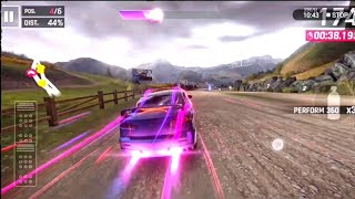 Asphalt 9 Legends in Max Graphics (Android Gameplay)