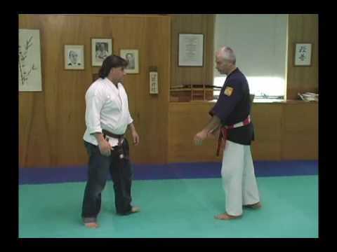 Osoto Otoshi (Back Throw) with Pascal Serei 8dan Image 1