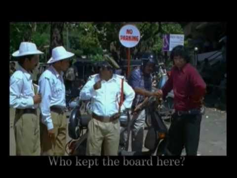 Comedy Scene From The Film Sms 6260 Featuring Dolla Mangalore: A Film By Sandeep Malani video