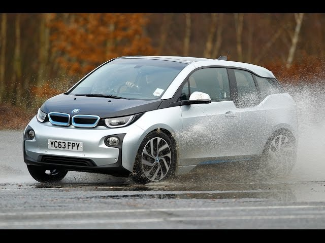 BMW i3 - is this the world's most desirable affordable ...