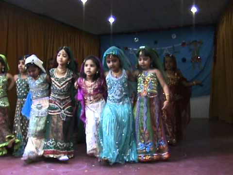 Annual Day Celebration - Asha's Kindergarden (2011) video