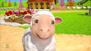 Mary Had a Little Lamb | More Nursery Rhymes & Kids Songs by Little Treehouse