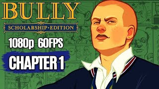BULLY All Cutscenes Story Chapter 1 (Game Movie) 1080p HD