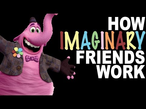 How Imaginary Friends Work