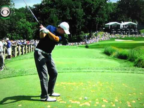 Jordan Spieth - Slow Motion Swing Analysis - June 30, 2013