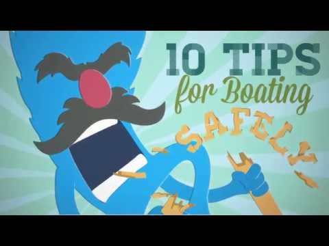 Top 10 Tips for Canoeing & Kayaking Safely