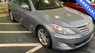 Used 2013 Hyundai Genesis Atlanta Duluth, GA #H8154A