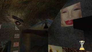 TRLE: The Journey through a Lightly World speedrun - Amanda Lepore - The Remake 8:11