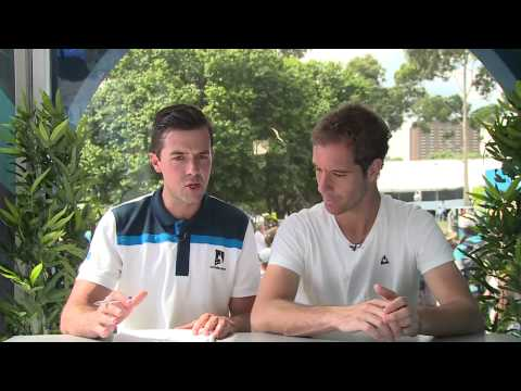 Fan chat: Richard Gasquet - Australian Open 2015
