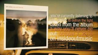 JOHN WESLEY - to outrun the light (Lyric Video)