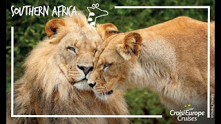 Southern Africa with CroisiEurope River Cruises