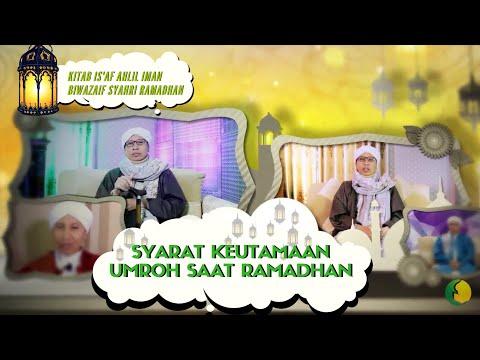 Foto keutamaan umrah ramadhan