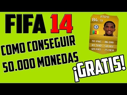 FIFA 14 Ultimate Team COMO CONSEGUIR 50.000 60.000 MONEDAS GRATIS