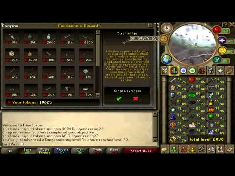 Runescape | Lord Vazir | Arcane stream necklace | Update video #2 [1080p]