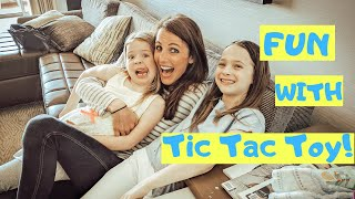Meet and Greet with Tic Tac Toy!