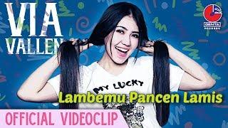 Via Vallen - Lambemu Pancen Lamis [Official Video Clip]