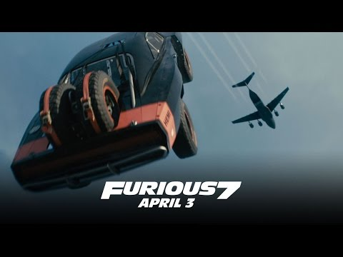 Furious 7 — Extended First Look (HD)