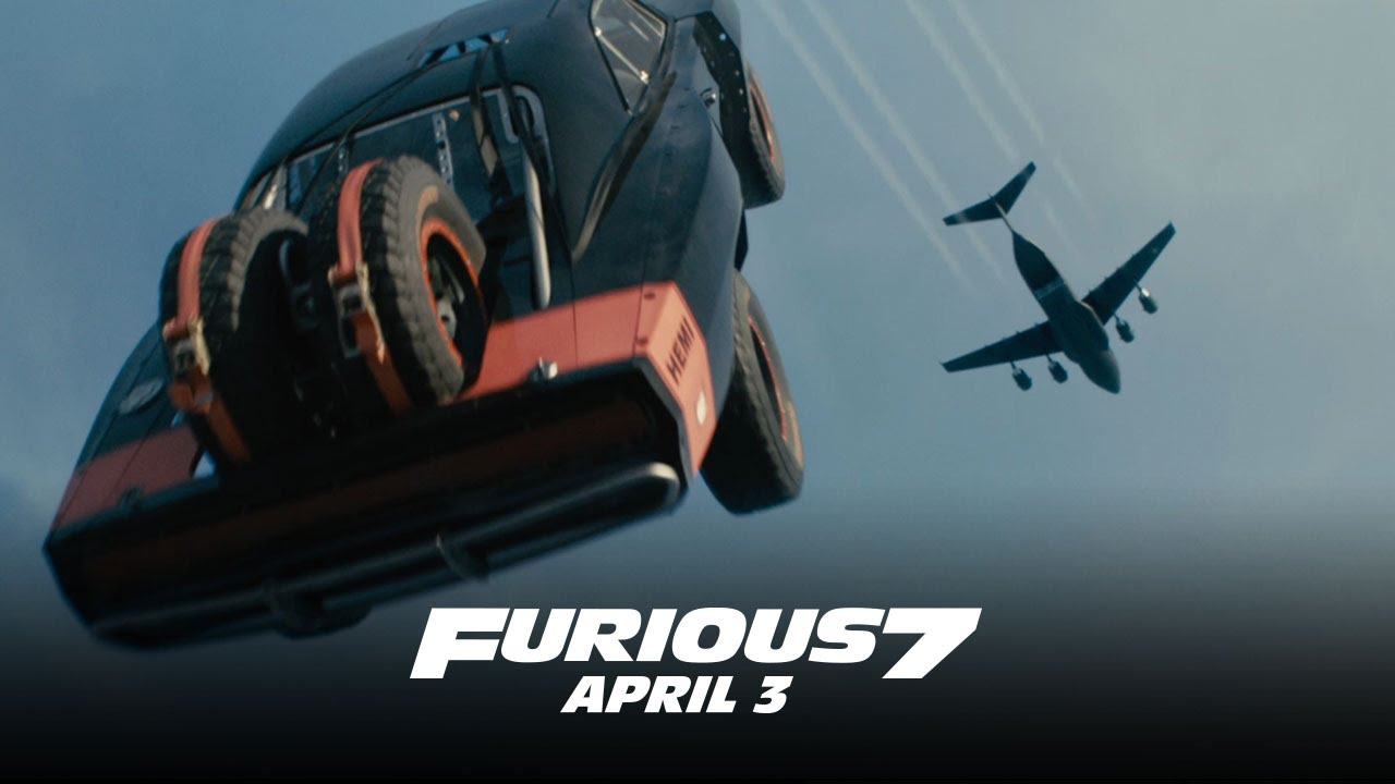 Fast and Furious 7, 2015