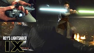 Star Wars! Rey's New Lightsaber In Episode 9 The Big Debate & More!