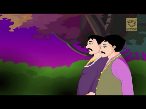 Jataka Tales - Moral Stories For Children - A Friend In Need (true Friends) video