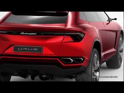 Lamborghini Urus Interior Lamborghini Urus Concept