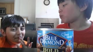 Blue Dianond Almonds BOLD salt 'n Vinegar
